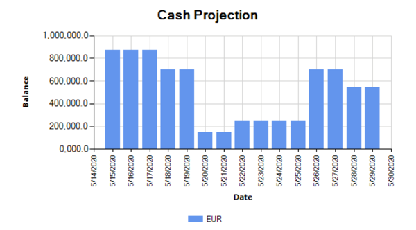 Cash Projection